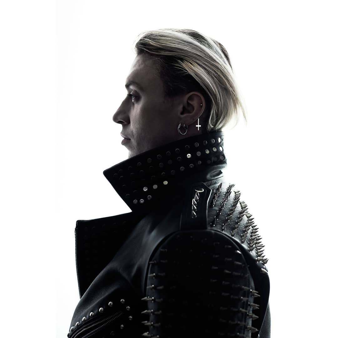 Embelish Leather Jacket Styles -pipistrellestudio