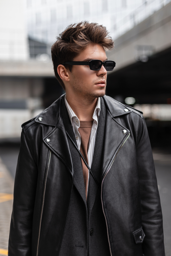 Formal Leather Jacket Styles 1