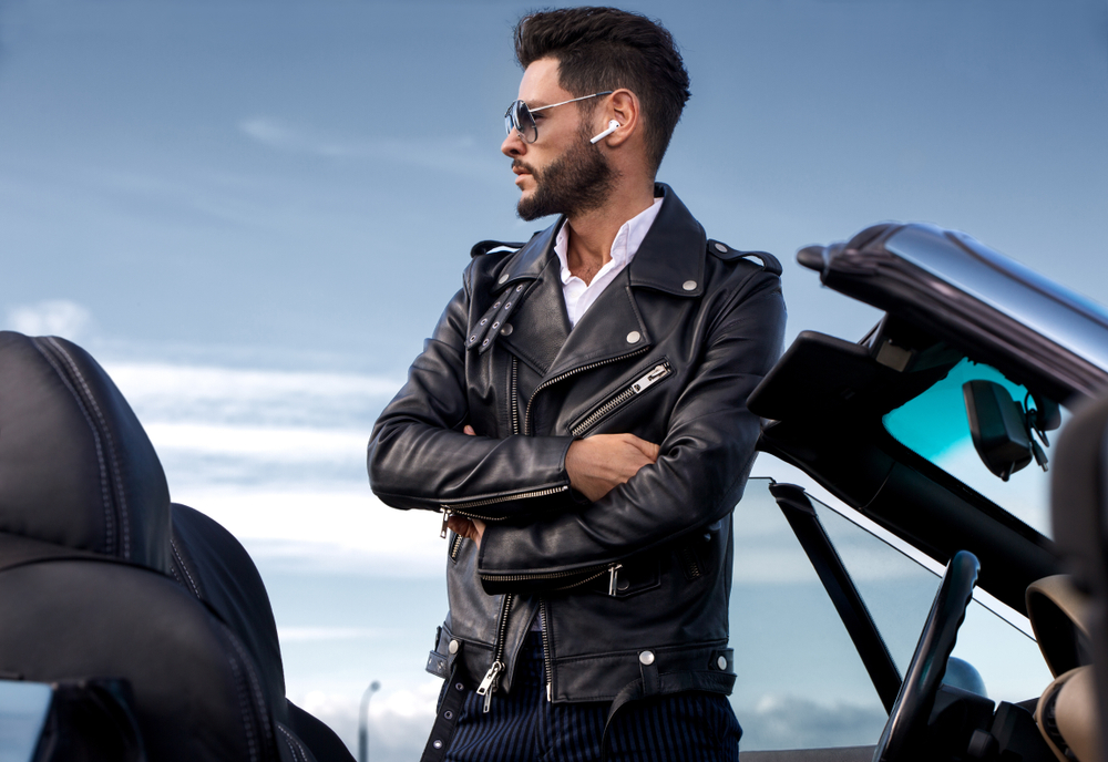 Formal Leather Jacket Styles 2