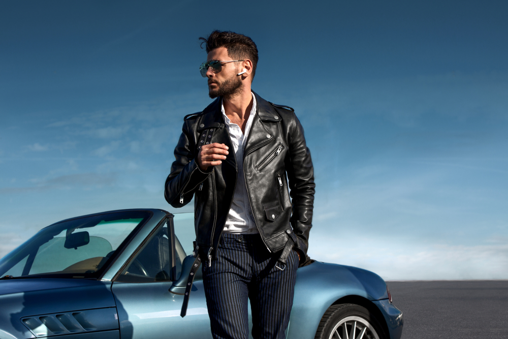 Formal Leather Jacket Styles 3