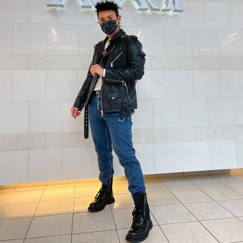 Leather and Denim Jacket Styles -willsshowem