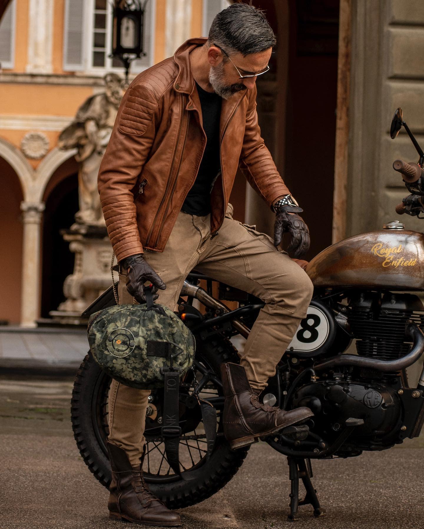 Rugged Leather Jacket Styles -aspronia