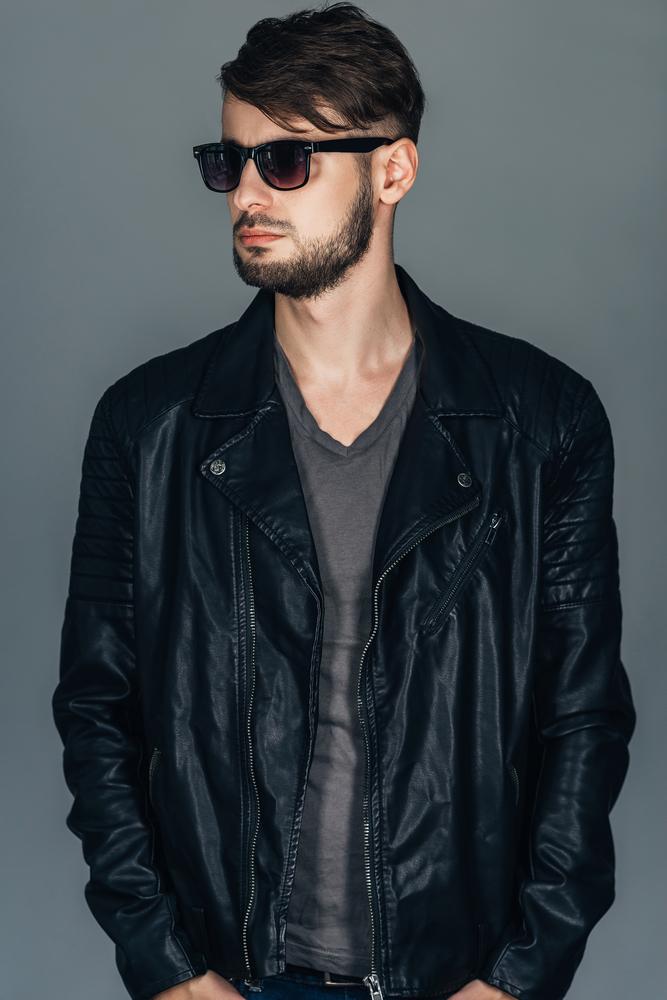 Rugged Leather Jacket Styles 3