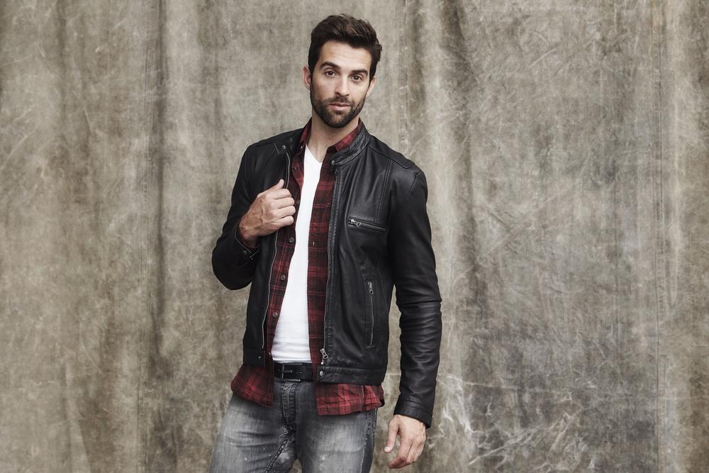 Rugged Leather Jacket Styles 4