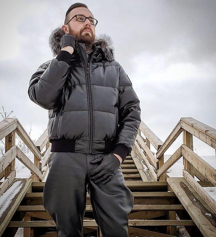 Winter Leather Jacket Styles -glovedtight