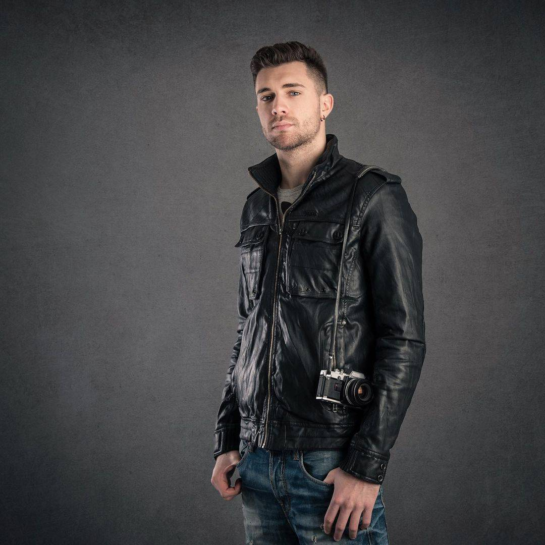 Leather and Denim Jacket Styles -pietroballardini