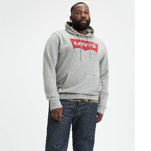Levi's Big and Tall Men's Clothes Brands