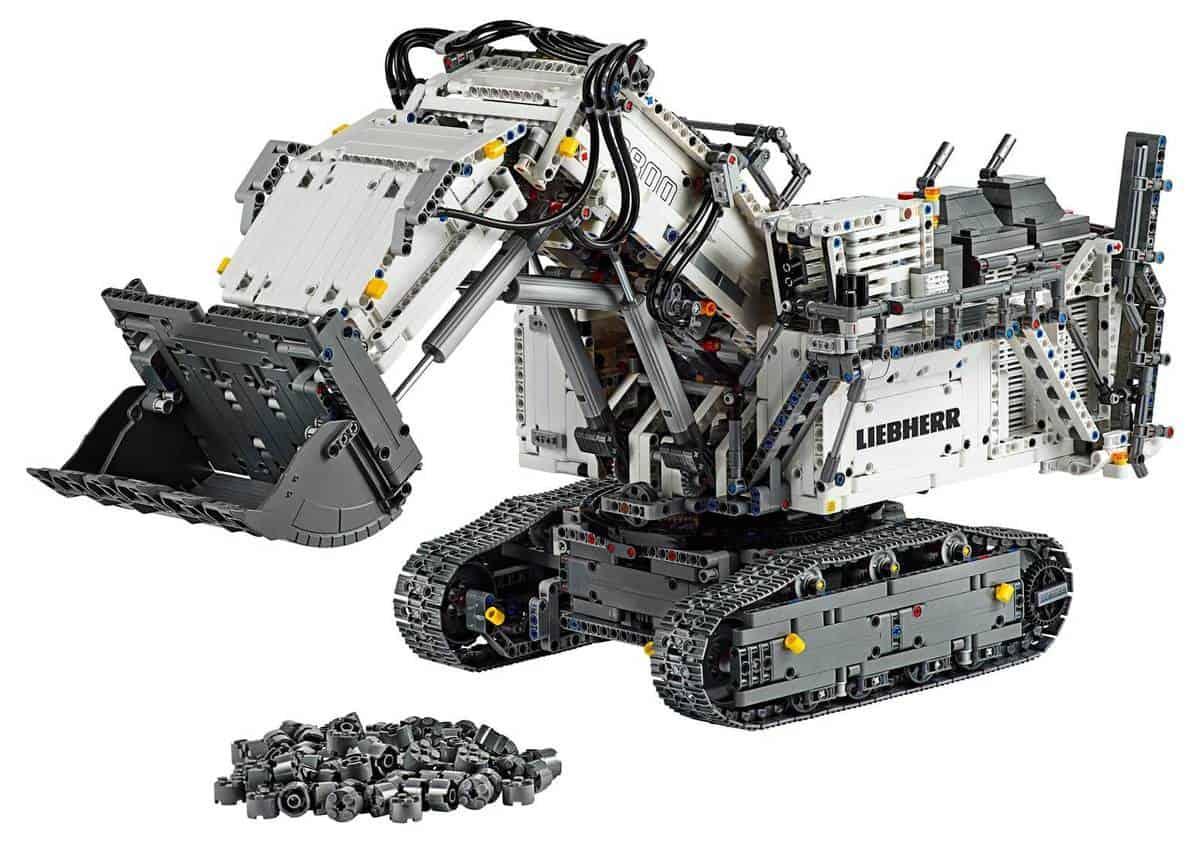 Liebherr R 9800 Excavator ($449.99)