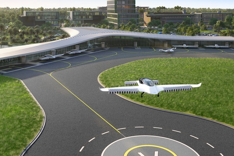 Lilium Flying Taxis to Launch in the US