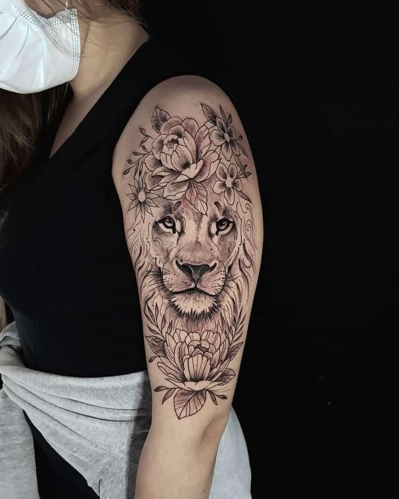 Top 20 Best Upper Arm Tattoo Ideas   [20 Inspiration Guide]