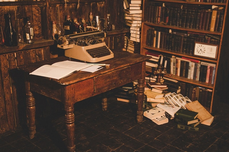 Literary Aspirations - 30th Birthday Ideas For Men Where To Party And Celebrate