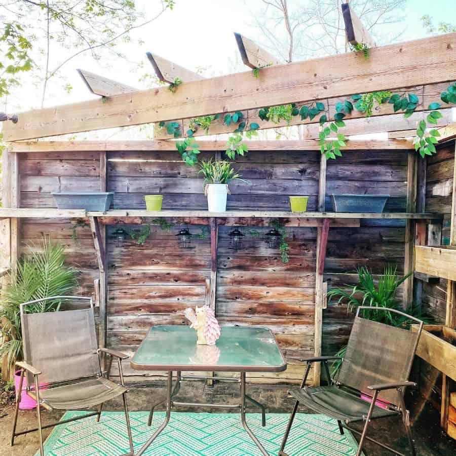 Low Budget Garden Patio Ideas Awna Oh