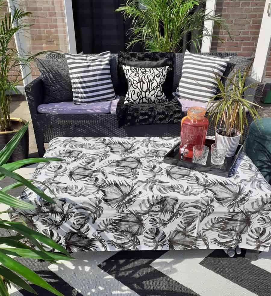 Low Budget Garden Patio Ideas Delreyhome