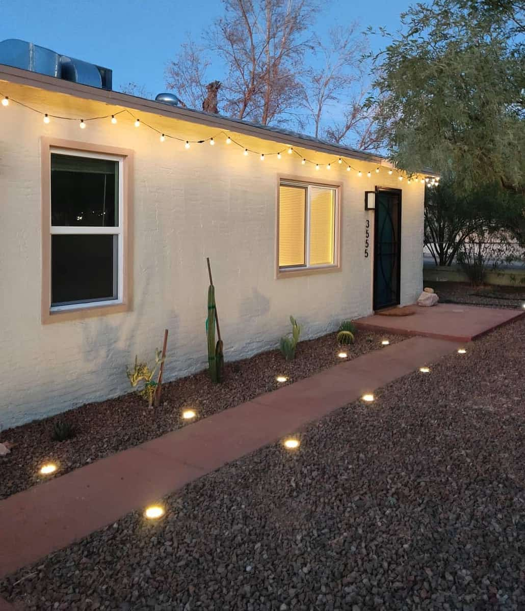 Low Maintenance Grass Free Yard Ideas -casaxcasita