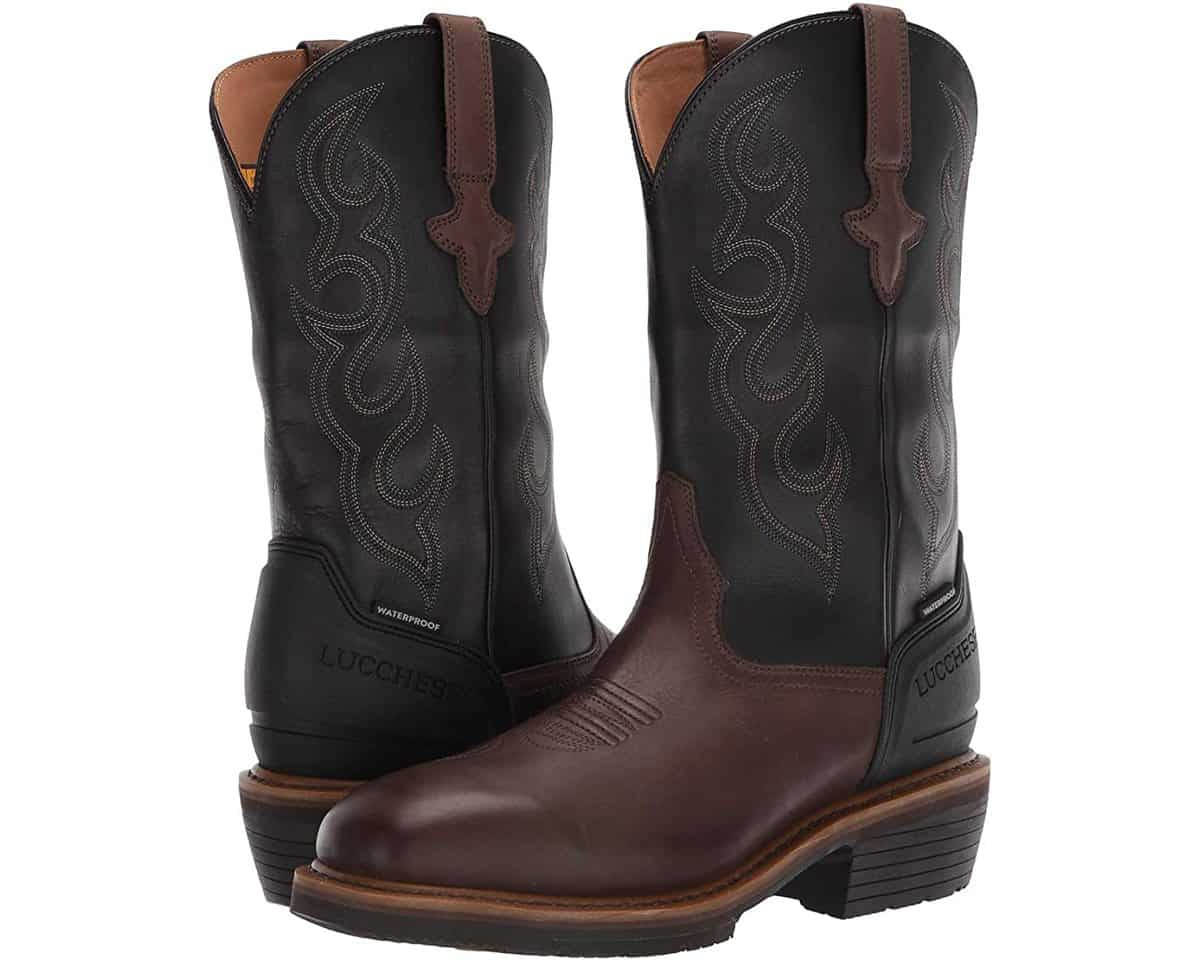 Lucchese Hugo Boots