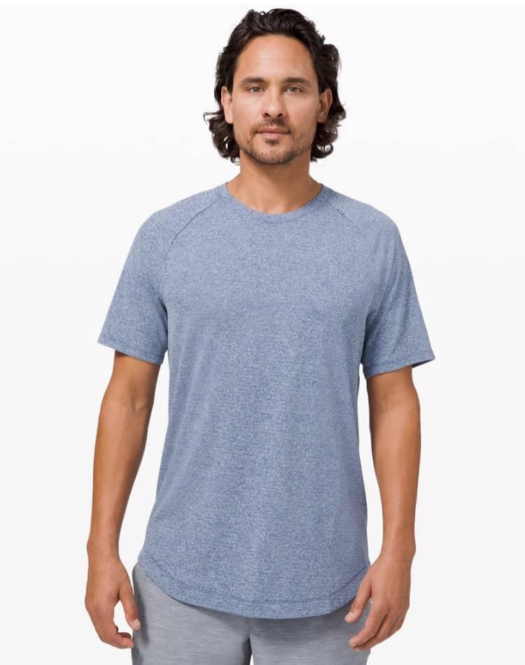 Lululemon Drysense Short Sleeve Shirt