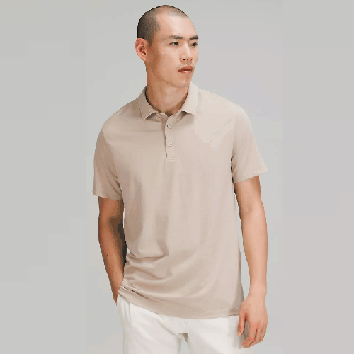 Lululemon Evolution Short Sleeve Polo