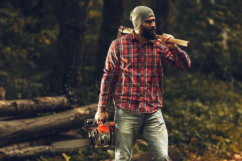 Lumberjack - Outdoor Jobs For Outdoorsmen