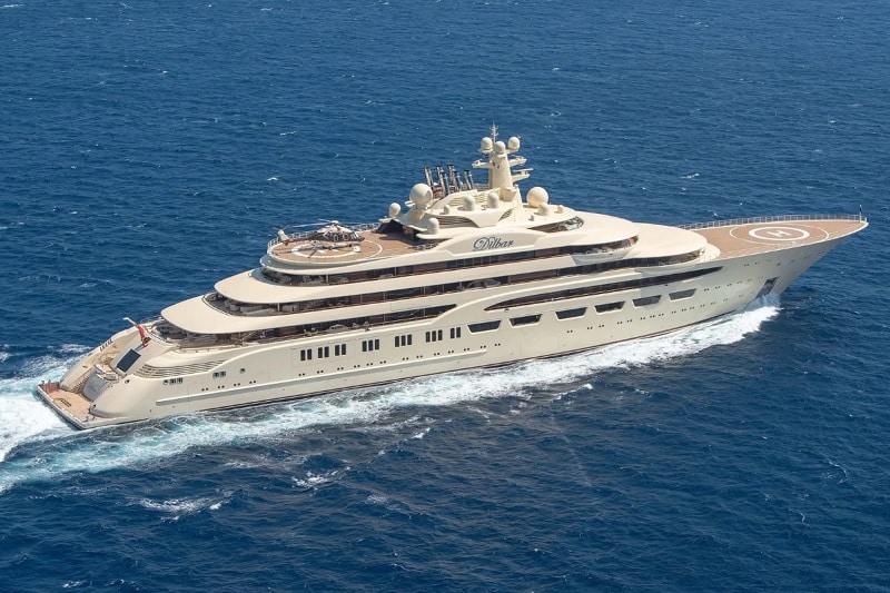Lürssen Luxury Yacht