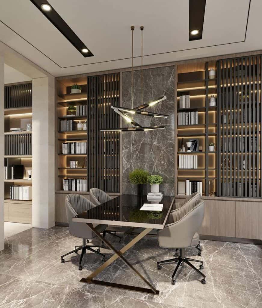 Luxury Study Room Ideas indrprmna