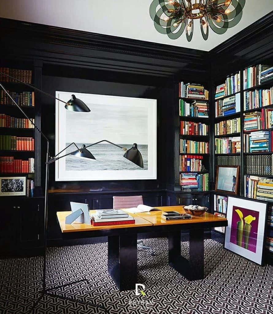 Luxury Study Room Ideas reyhan.agc