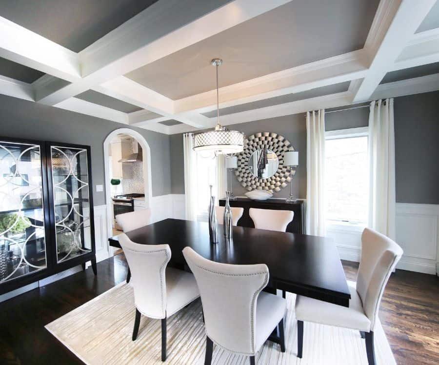 Luxury dining room lighting ideas alxinteriors
