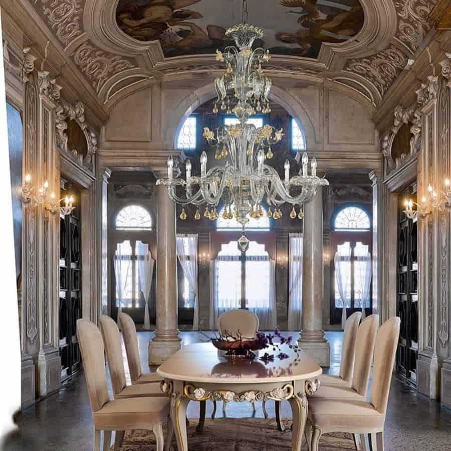 Luxury dining room lighting ideas stelladelmobile