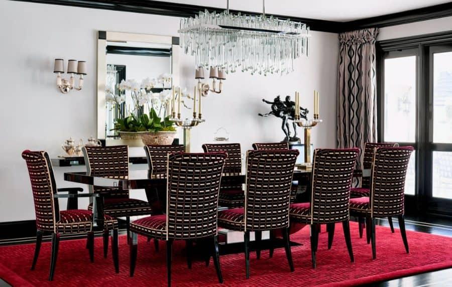Luxury dining room lighting ideas wired_designs_