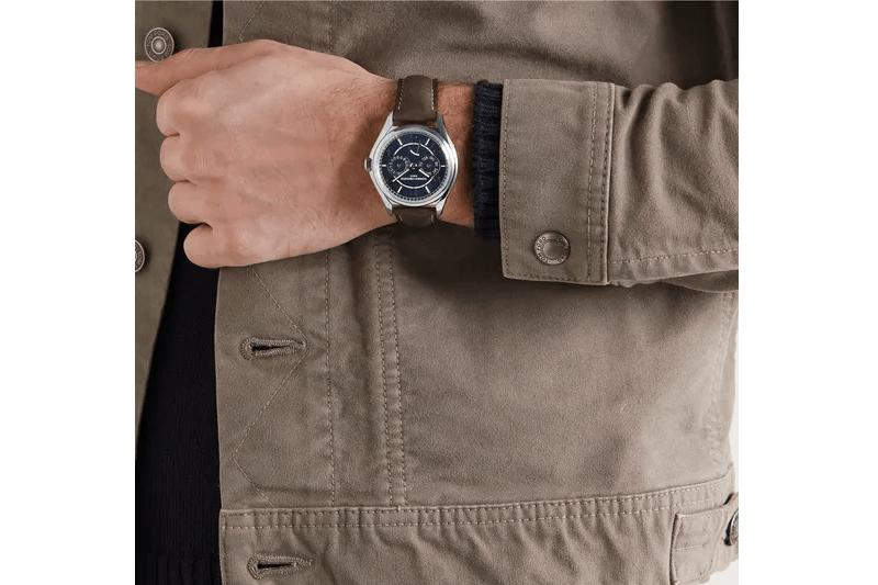 MR PORTER Exclusive Vacheron Constantin Fiftysix Day-Date Timepiece 1