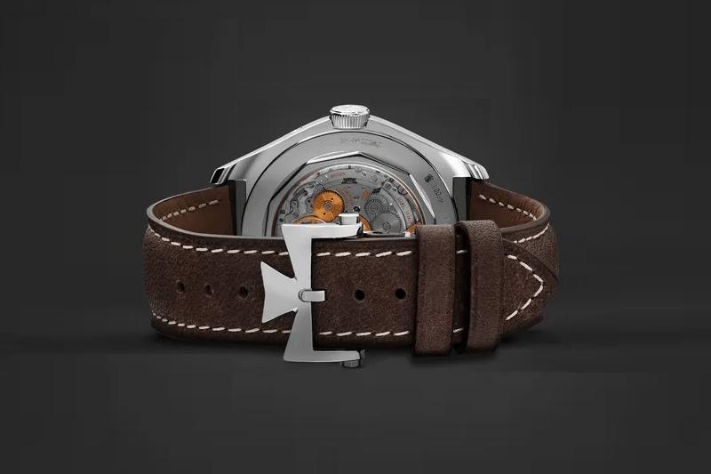 MR PORTER Exclusive Vacheron Constantin Fiftysix Day-Date Timepiece 2