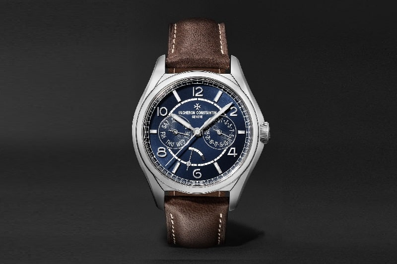 MR PORTER Exclusive Vacheron Constantin Fiftysix Day-Date Timepiece