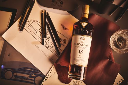 The Macallan and Bentley Motors Join Forces for Sustainability
