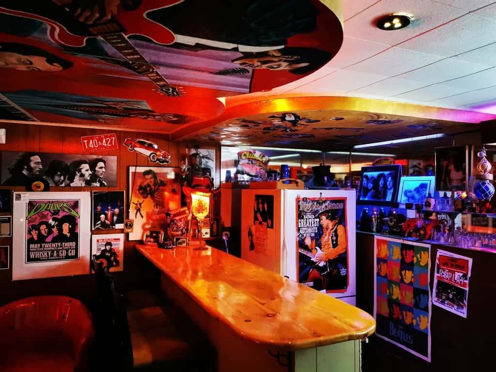 Man Cave Basement Bar Ideas nutsforhire