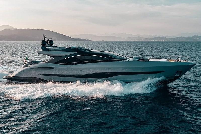 Mangusta Luxury Yacht