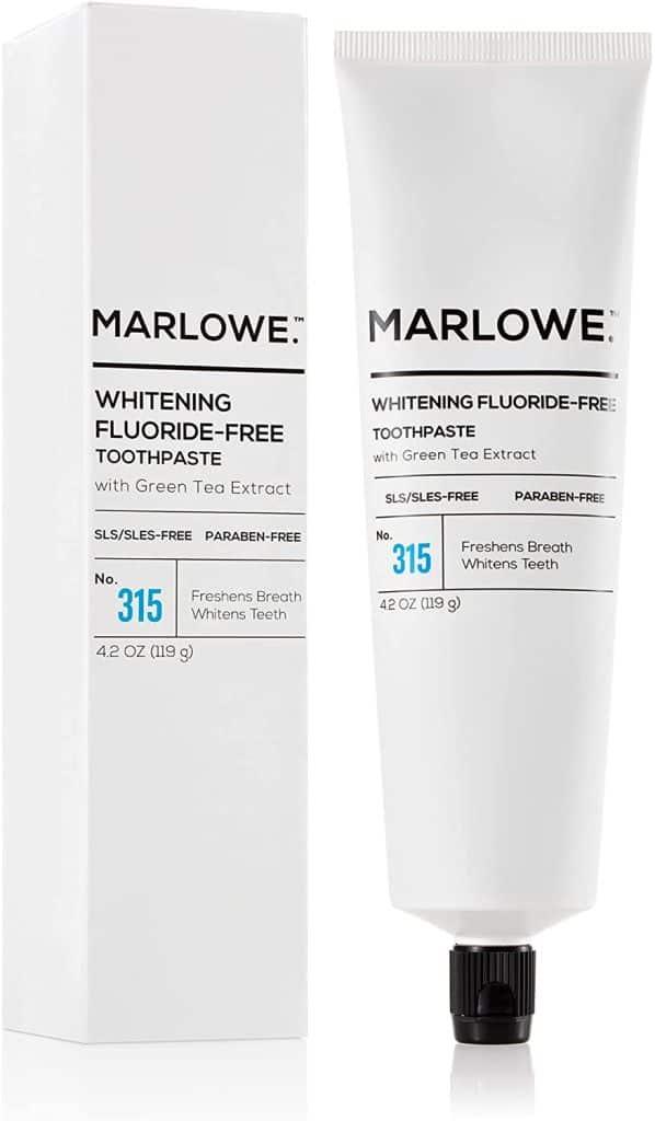 Marlowe Nr. 315 Whitening Zahnpasta