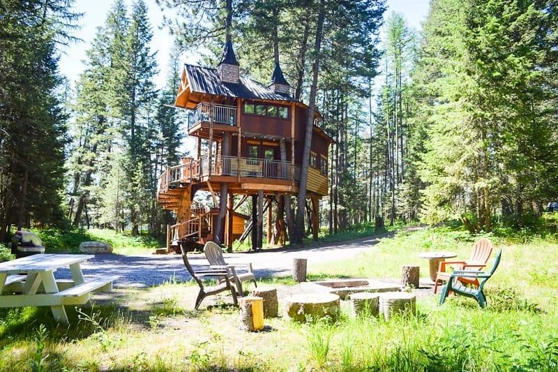 Meadowlark Treehouse