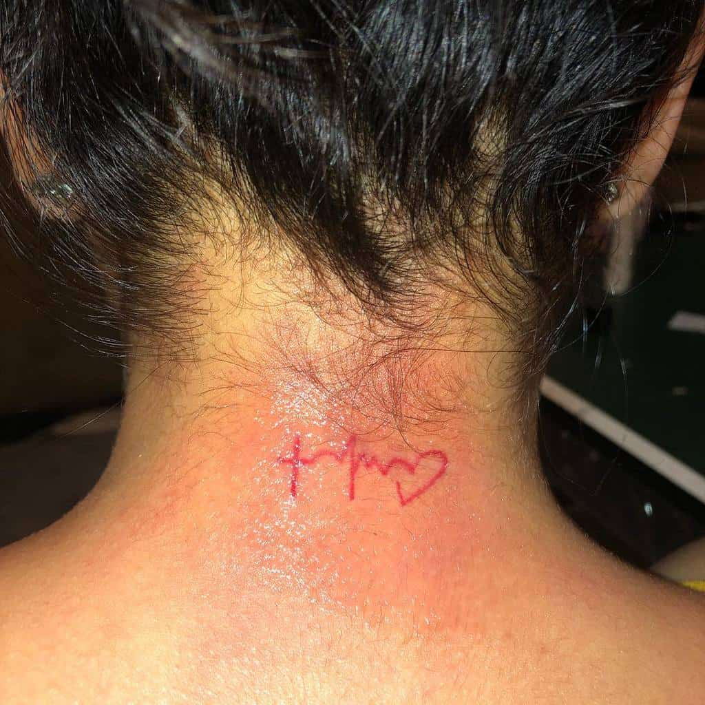 Meaningful Back of Neck Tattoos tattoo__guy