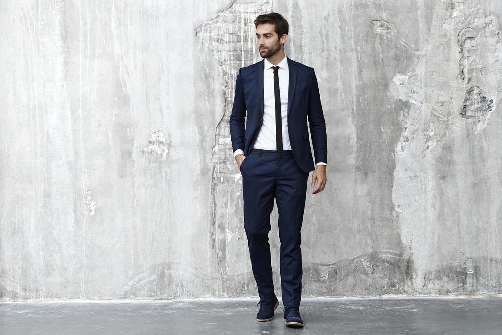 Anzug Herren Formelle Kleidung 1