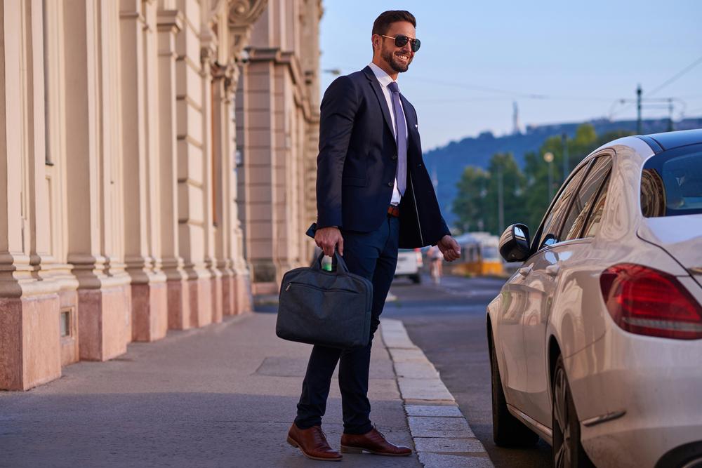 Anzug Herren Formelle Kleidung 4