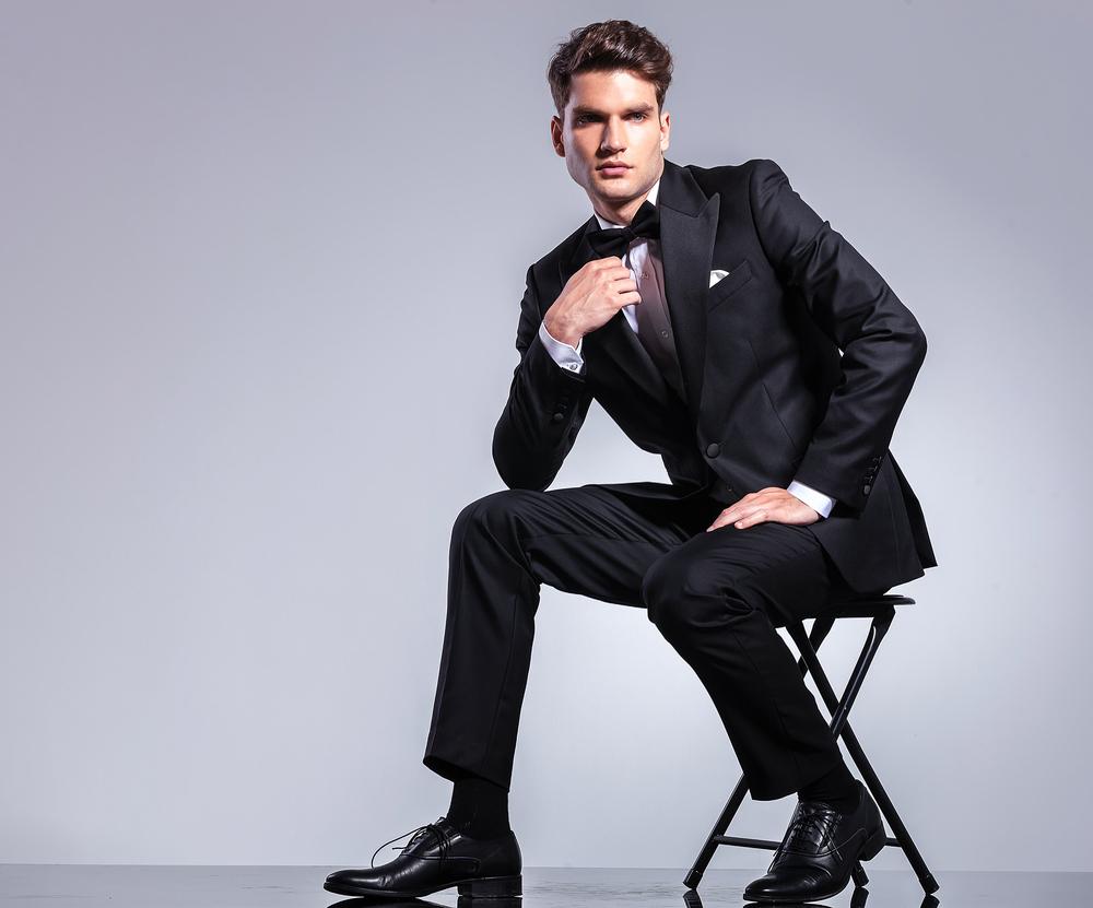 Smoking Herren Formelle Kleidung 2