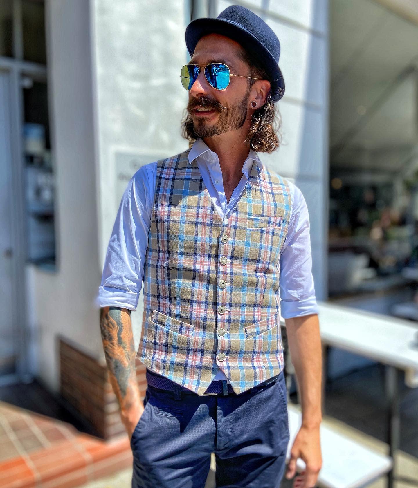 Weste Herren Formelle Kleidung -the.gentleman.side