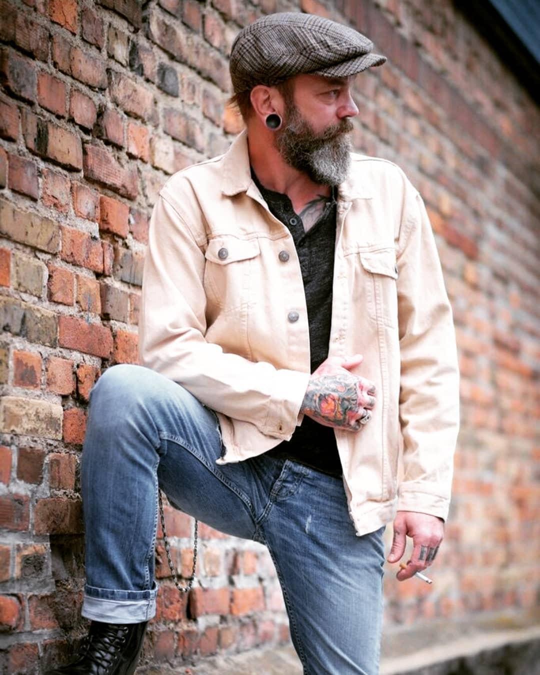 Flat Mens Hat Styles -freakopics