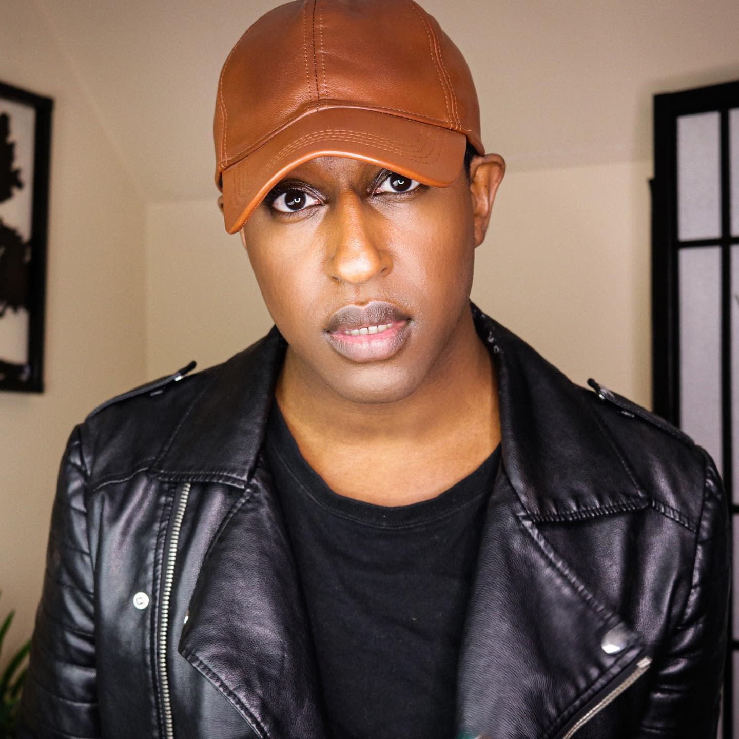 Leather Mens Hat Styles -malsoaries
