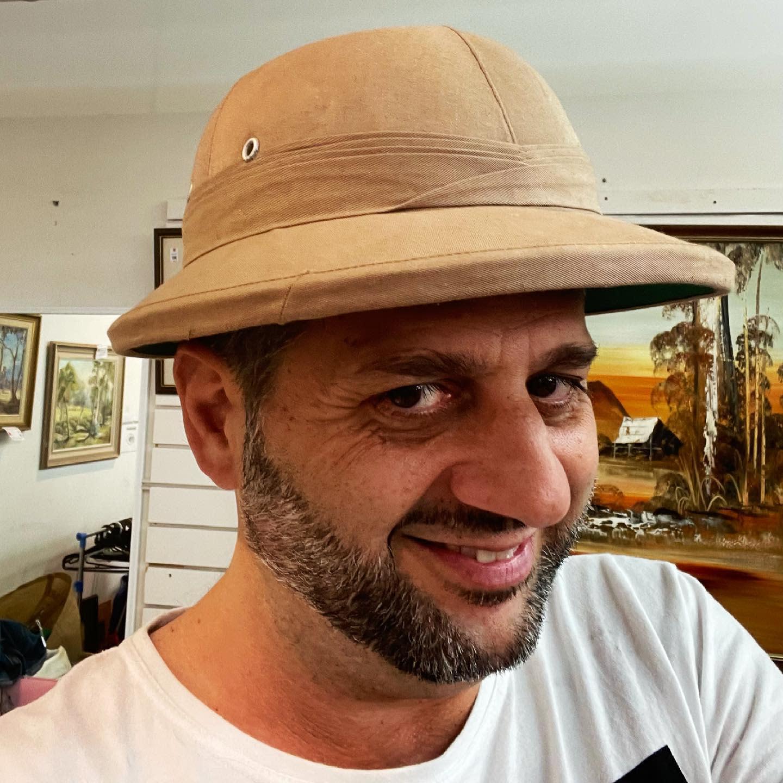 Safari Mens Hat Styles -ozzie_fikri