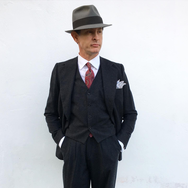 Vintage Mens Hat Styles -fabiovenhorst