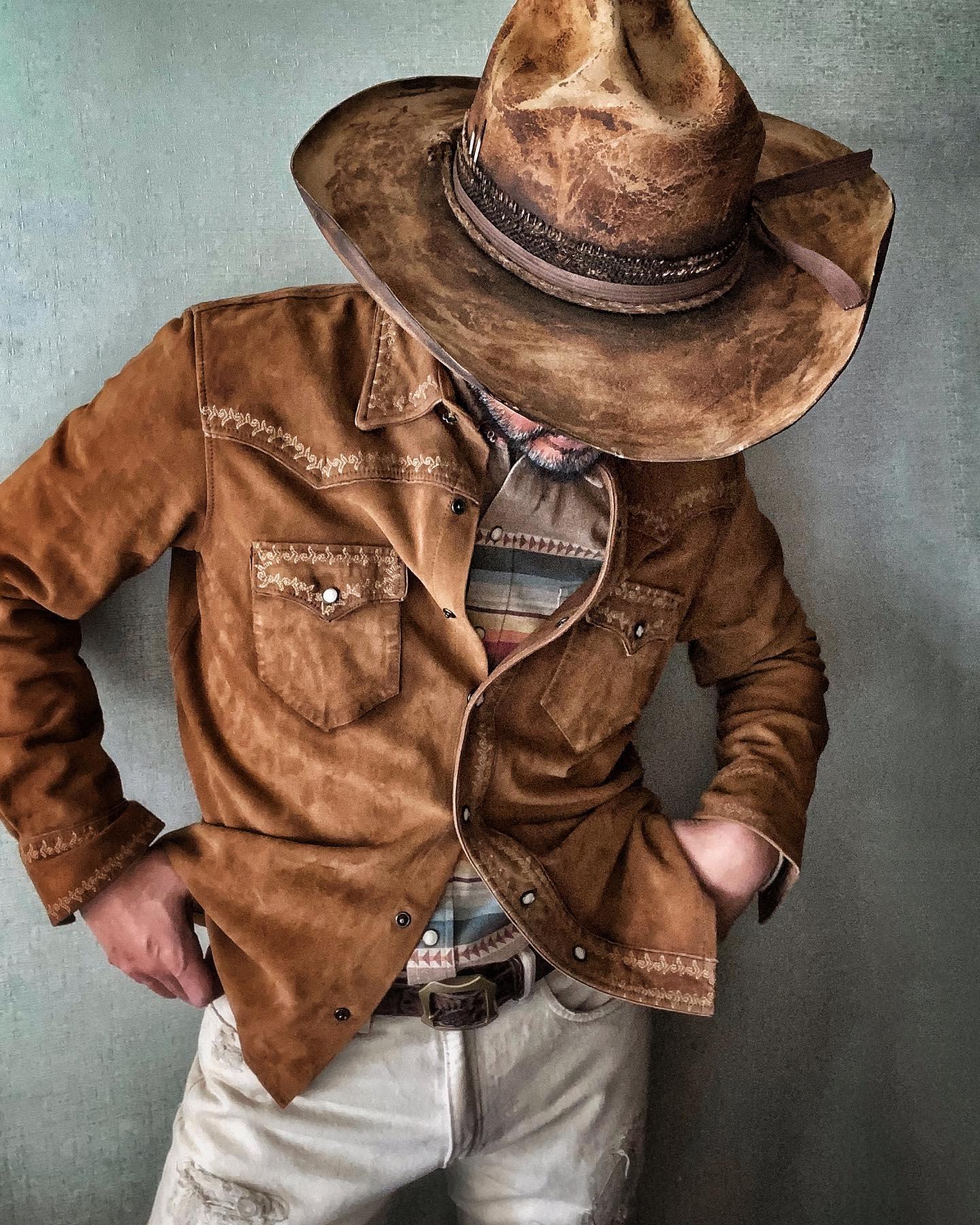 Western Mens Hat Styles -andrew_lien_kai