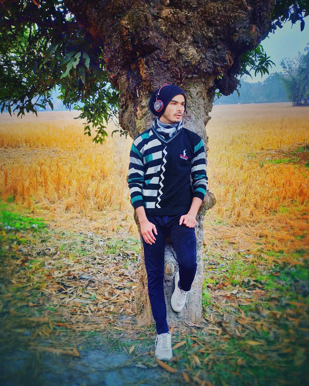 Winter Mens Hat Styles -farukur_rahman_sallu