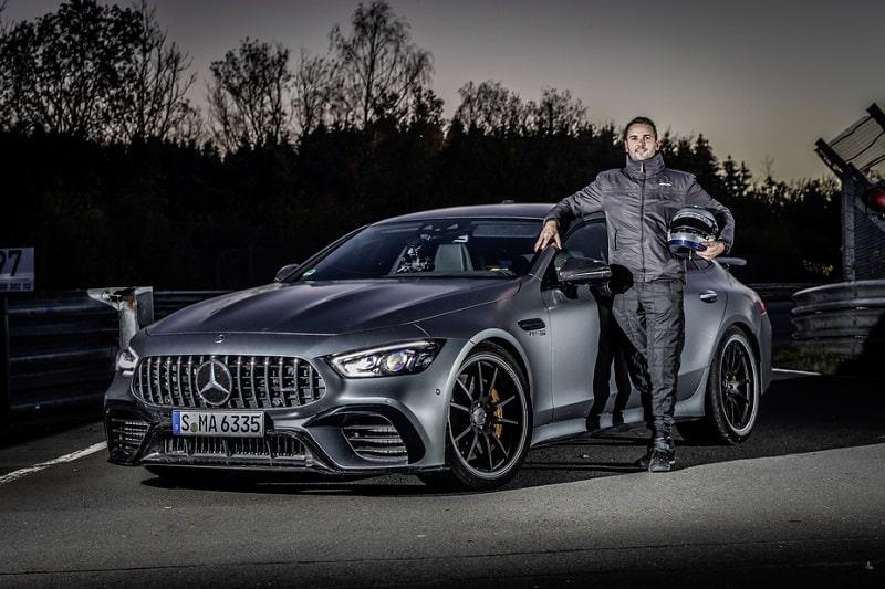 Mercedes-AMG Reclaims Nürburgring Throne 1