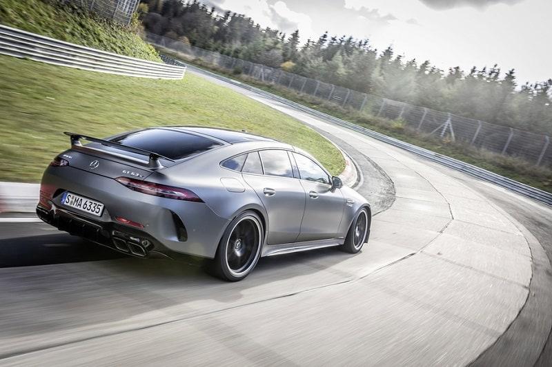 Mercedes-AMG Reclaims Nürburgring Throne 2