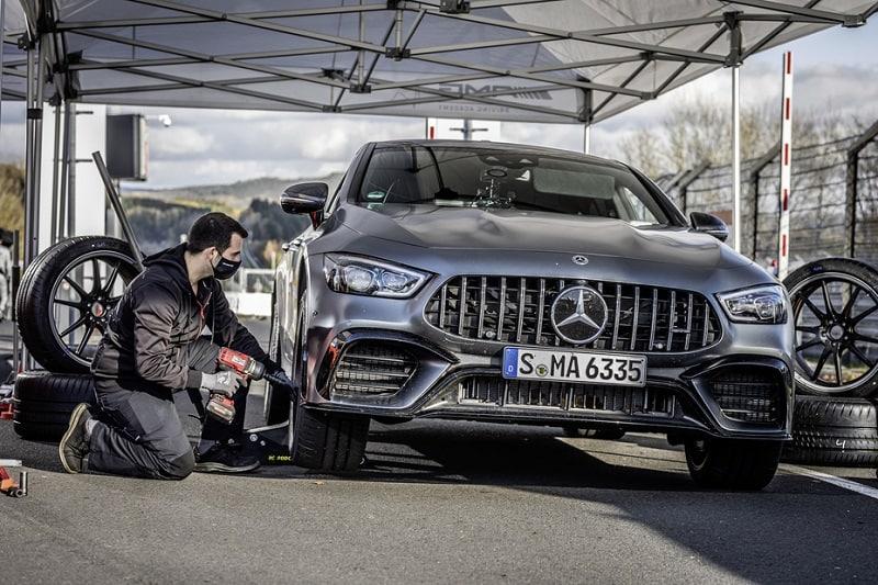 Mercedes-AMG Reclaims Nürburgring Throne 3